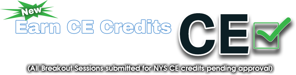 New CE credits with registration of Education conference